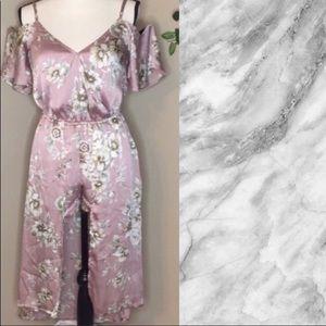 5️⃣0️⃣% OFF↘️Mimi Chica Romper Dress Sz Medium